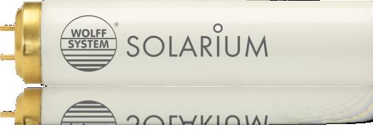 Wolff System Solarium
